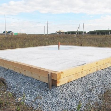 Услуги по строительству монолитного фундамента в Саратове
