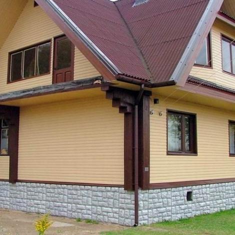 Услуги обшивки сайдингом дома в Саратове