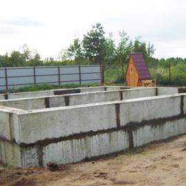 Услуги по строительству блочных фундаментов в Саратове