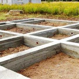 Услуги по строительству ленточных фундаментов в Саратове