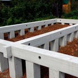 Услуги по строительству столбчатых фундаментов в Саратове